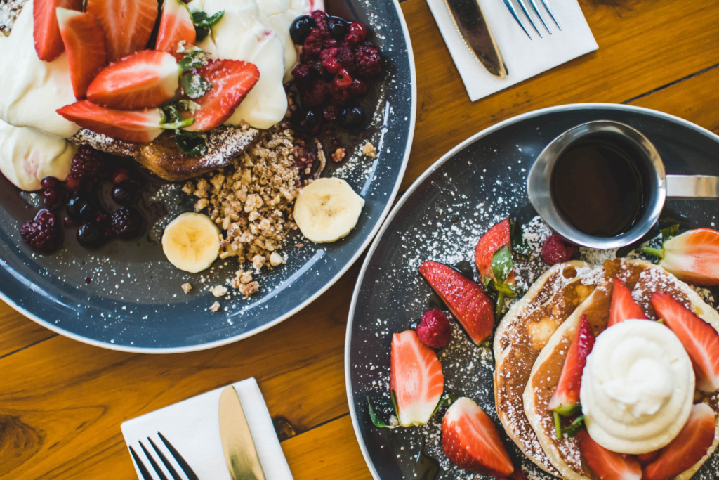 BEST BRUNCH PLACES IN THE WOODWARD CORRIDOR